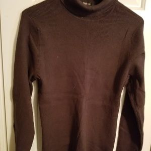 Women's Style&Co Ribbed Turtleneck